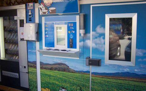 MLEKOMAT - Automatyczny Dystrybutor Mleka Pełnego