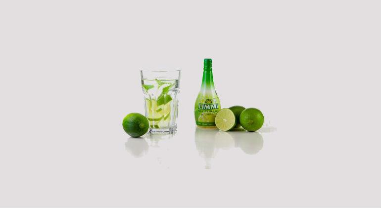 Limmi naturalny sok z limonek