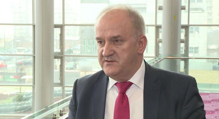 Wiesław Różański prezes Unia Producentów i Pracodawców Przemysłu Mięsnego, ubój rytualny
