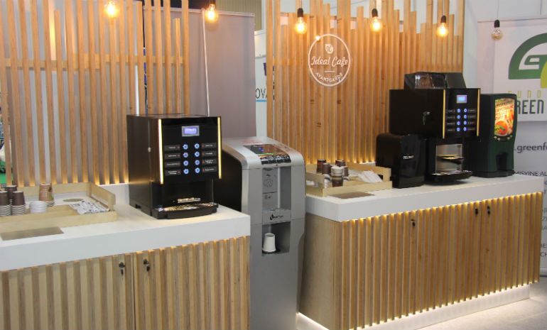 Automaty kawowe Ideal Cafe Avantgarde