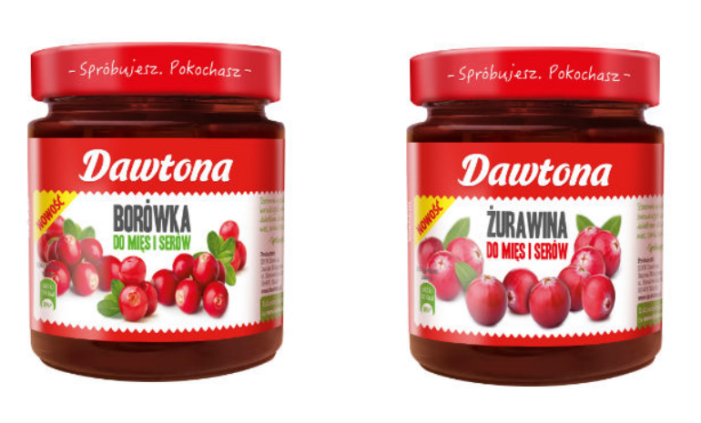 Borówka i Żurawina Dawtona