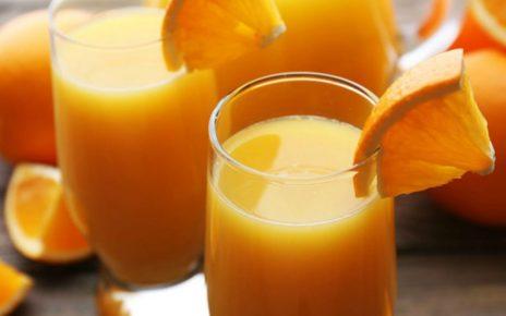 sok pomaranczowy