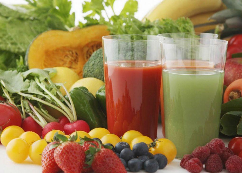 soki owocowo-warzywne