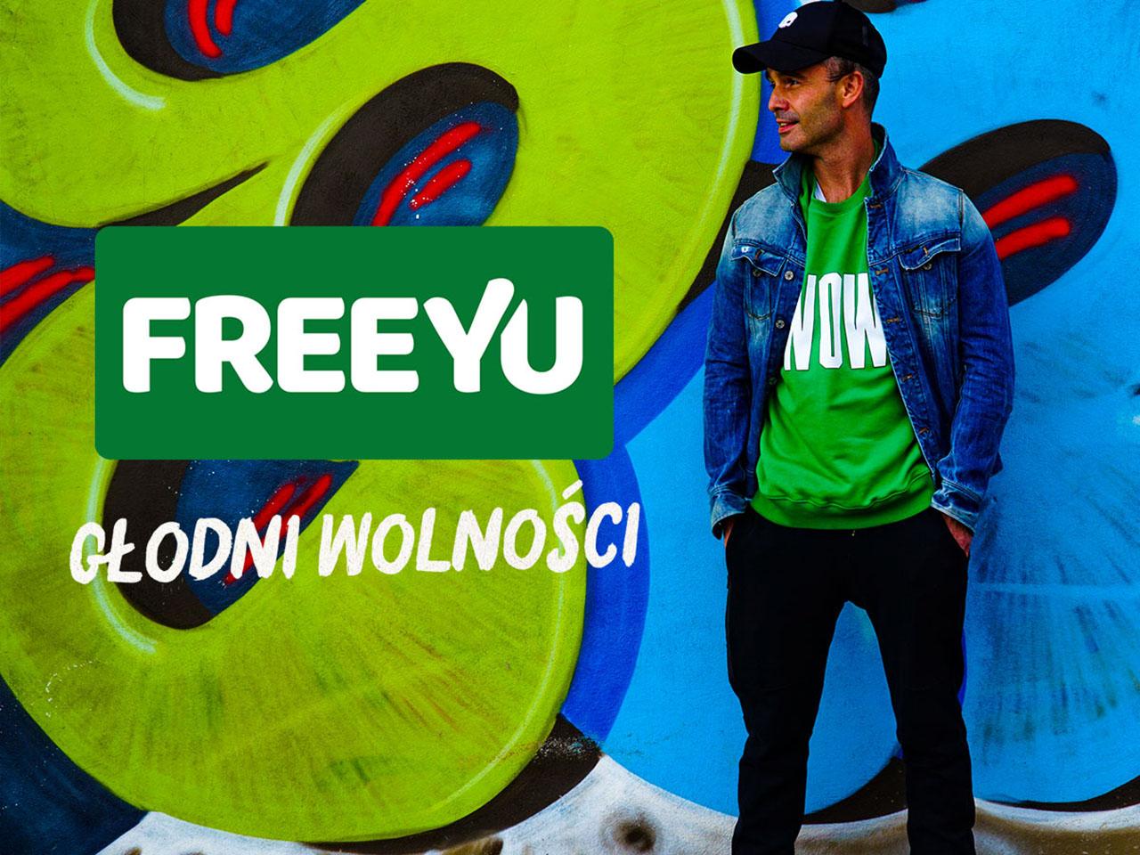 FreeYu – nowa marka przekąsek debiutuje na rynku