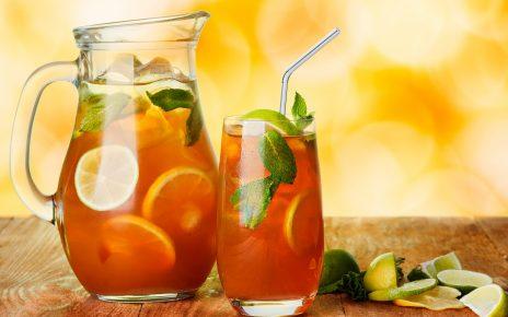 Klasyczne Ice Tea