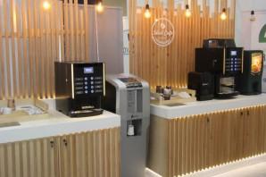 Nowe automaty kawowe Ideal Cafe Avantgarde od Ideal Group