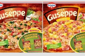 Hawai i Chicken Thai – nowe smaki pizzy Giuseppe